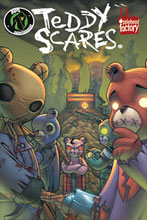 Image: Teddy Scares Vol. 02 SC  - Ape Entertainment