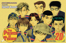 Image: Prince of Tennis Vol. 20 SC  - Viz Media LLC