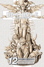 Image: Death Note Vol. 12 SC  - Viz Media LLC