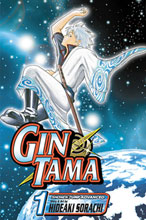 Image: Gin Tama Vol. 01 SC  - Viz Media LLC