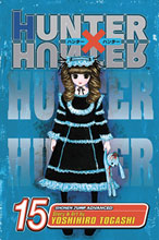 Image: Hunter x Hunter Vol. 15 SC  - Viz Media LLC