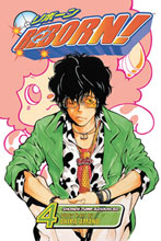 Image: Reborn Vol. 04 SC  - Viz Media LLC