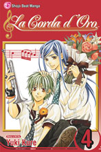 Image: La Corda Doro Vol. 04 SC  - Viz Media LLC
