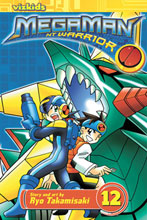 Image: Megaman NT Warrior Vol. 12 SC  - Viz Media LLC