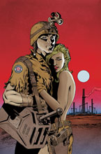 Image: Army @ Love #5 - DC Comics