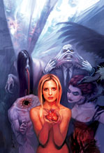 Image: Buffy the Vampire Slayer Omnibus Vol. 02 SC  - Dark Horse Comics