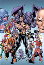 Image: All-New Official Handbook of the Marvel Universe A to Z Update #3
