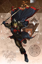 Image: Mystic Arcana: Black Knight #1 - Marvel Comics