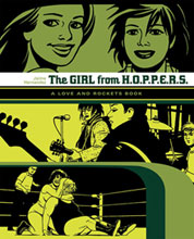 Image: Girl from Hoppers - A Love and Rockets Book SC  - Fantagraphics Books