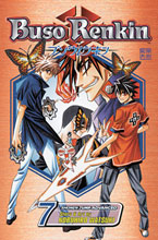 Image: Buso Renkin Vol. 07 SC  - Viz Media LLC