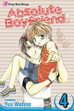 Image: Absolute Boyfriend Vol. 04 SC  - Viz Media LLC