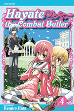 Image: Hayate the Combat Butler Vol. 04 SC  - Viz Media LLC