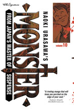 Image: Naoki Urasawa's Monster Vol. 10 SC  - Viz Media LLC