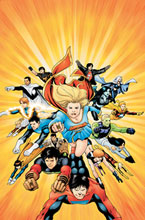 Image: Supergirl and the Legion of Super-Heroes: The Dominator War SC  - DC Comics