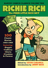 Image: Harvey Comics Classics Vol. 2: Richie Rich SC  - Dark Horse Comics