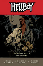Image: Hellboy Vol. 07: The Troll Witch & Others SC  - Dark Horse Comics