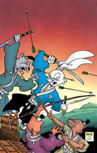 Image: Usagi Yojimbo #105 (Vol. 3) - Dark Horse