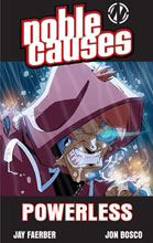 Image: Noble Causes Vol. 07: Powerless SC  - Image Comics