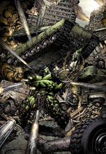 Image: World War Hulk #3 - Marvel Comics