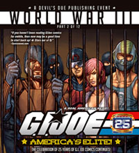 Image: G.I. Joe Vol. 2 #26 (America's Elite) - Devil's Due Publishing