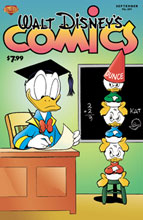 Image: Walt Disney's Comics & Stories #684 - Gemstone Publishing