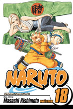 Image: Naruto Vol. 18 SC  - Viz Media LLC