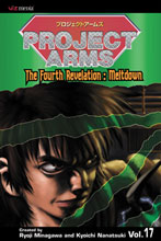 Image: Project Arms Vol. 17 SC  - Viz Media LLC