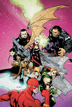 Image: Justice League Elite Vol. 02 SC  - DC Comics
