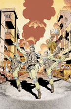 Image: Army @ Love #7 - DC Comics