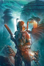 Image: Star Wars: 30th Ann. Coll. Vol. 9 - Boba Fett: Death, Lies & Treachery HC  - Dark Horse Comics