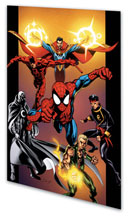 Image: Ultimate Spider-Man Vol. 18: Ultimate Knights SC  - Marvel Comics