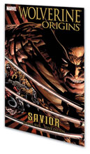Image: Wolverine: Origins Vol. 02 - Savior SC  - Marvel Comics