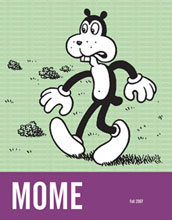 Image: Mome Vol. 09  (Fall 2007) SC - Fantagraphics Books