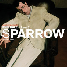 Image: Phil Hale Vol. 02: Sparrow No. 5 HC  - IDW Publishing