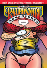 Image: Ralph Snart Adventures Comic Collection Vol. 01 SC  - Marc Hansen Stuff!