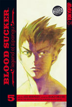 Image: Blood Sucker: Legend of Zipangu Vol. 5 SC  - Tokyopop