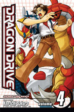 Image: Dragon Drive Vol. 04 SC  - Viz Media LLC
