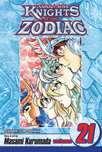 Image: Knights of the Zodiac Vol. 21 SC  - Viz Media LLC