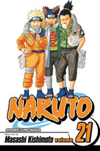 Image: Naruto Vol. 21 SC  - Viz Media LLC
