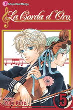 Image: La Corda Doro Vol. 05 SC  - Viz Media LLC