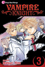 Image: Vampire Knight Vol. 3 SC  - Viz Media LLC