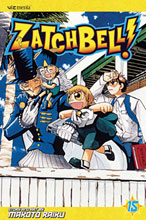 Image: Zatch Bell Vol. 15 SC  - Viz Media LLC