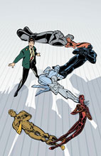 Image: Metal Men #3 (2007) - DC Comics