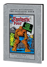 Image: Marvel Masterworks: Fantastic Four Vol. 06 HC  - Marvel Comics