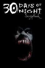 Image: 30 Days of Night Movie Scriptbook SC  - IDW Publishing