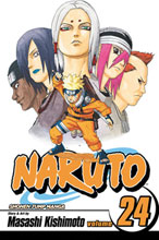 Image: Naruto Vol. 24 SC  - Viz Media LLC