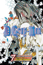 Image: D. Gray-Man Vol. 07 SC  - Viz Media LLC