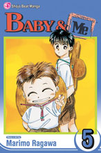 Image: Baby & Me Vol. 05 SC  - Viz Media LLC