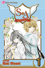 Image: S-A Vol. 01 SC  - Viz Media LLC