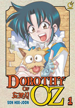 Image: Dorothy of Oz Vol. 01 SC  - Udon Entertainment Corp